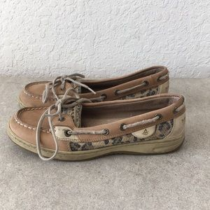 Women SPERRY Top-Sider loafers shoes size 7.5
